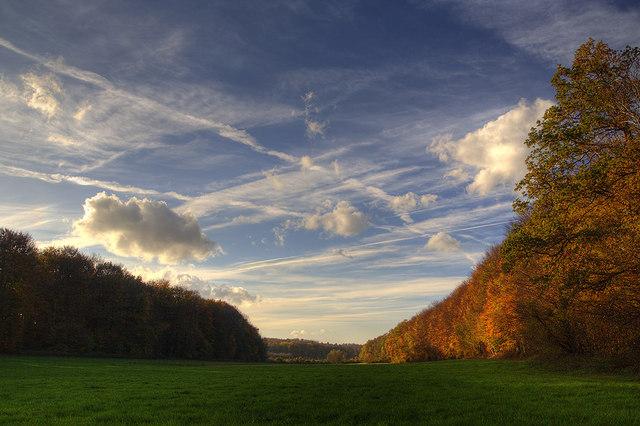 Herbst im Pfahlhoftal