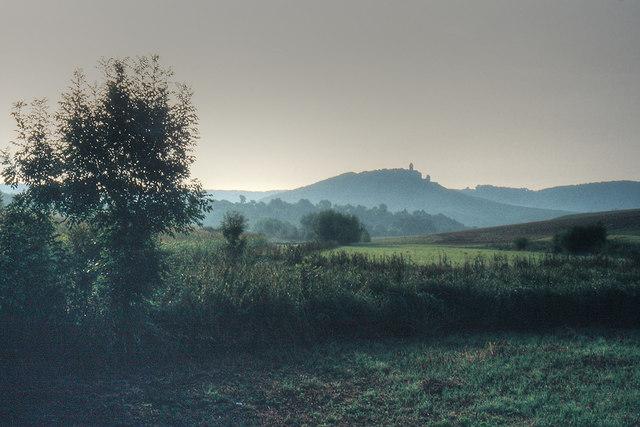 Spätsommermorgen im Heuerbachtal