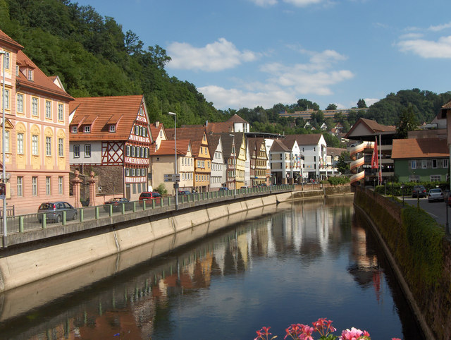 Calw: Nagold