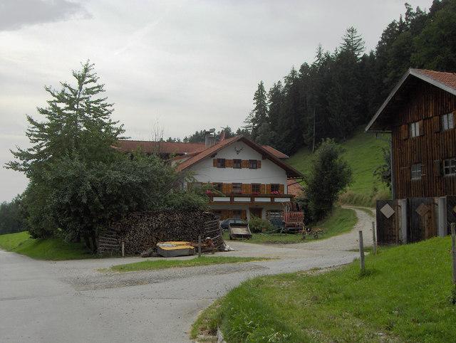 Bauernhof in Unterhalden
