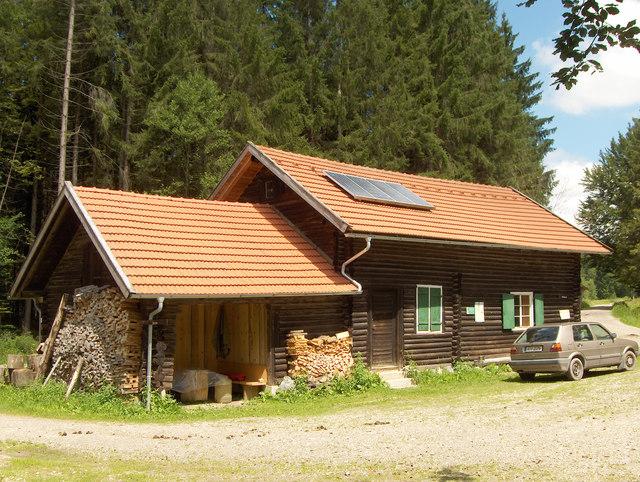 Senkelewald: Waldhaus