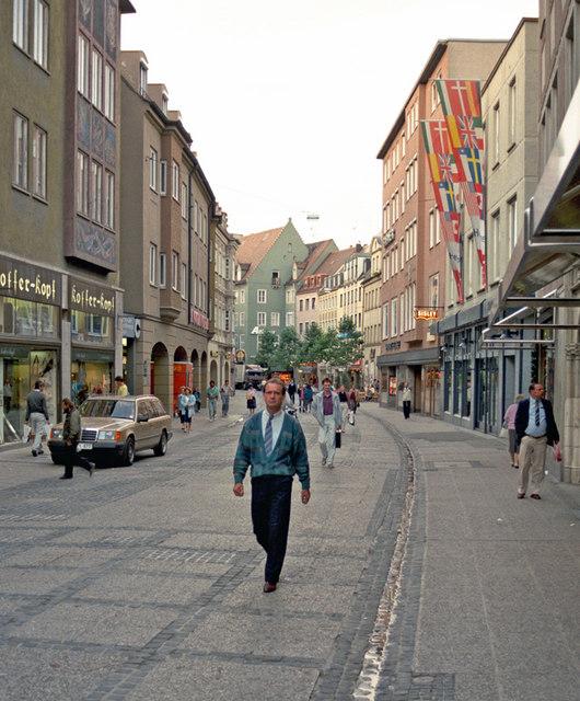 Annastraße, Augsburg