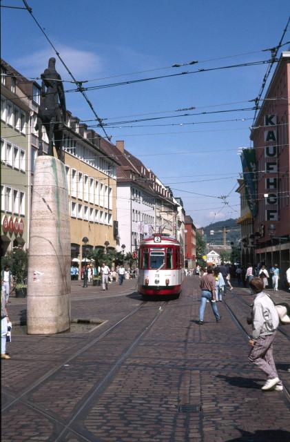 Bertoldsbrunnen, 1986