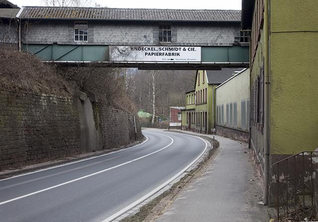Papierfabrik Knoeckel, Schmidt & Cie