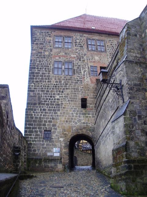 Schloss, Quedlinburg