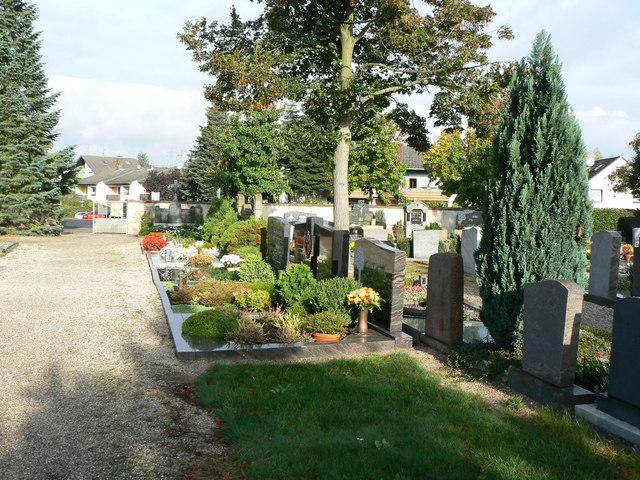 Friedhof, Urberach