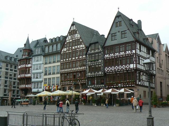 Altstadt, Frankfurt