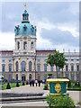 UUU8420 : Schloss Charlottenburg, Nordfront von Colin Smith