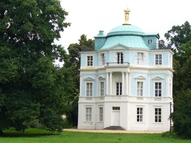 Belvedere, Schlossgarten Charlottenburg