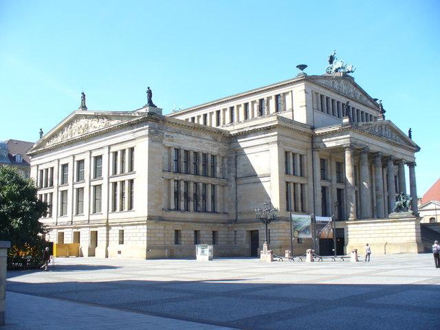Schauspielhaus, Gendarmemarkt