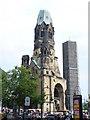 UUU8618 : Kaiser Wilhelm Gedaechtniskirche von Colin Smith