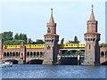 UUU9417 : Oberbaumbrücke von Colin Smith