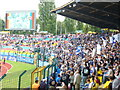 UUU9122 : Friedrich Ludwig-Jahn-Stadion von Colin Smith