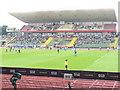 UUU9122 : Hertha bei Friedrich Ludwig-Jahn Stadion von Colin Smith