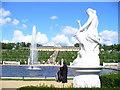 UUU6607 : Schloss Sanssouci von Colin Smith