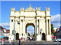 UUU6707 : Brandenburger Tor von Colin Smith