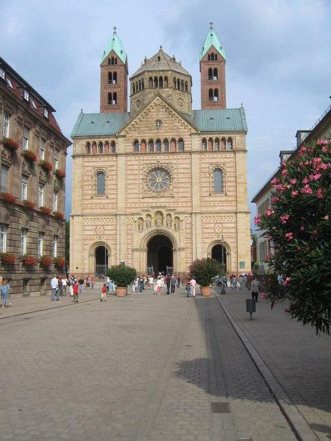 Speyer: Dom (Speyer Cathedral)