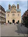 UMV5962 : Speyer: Dom (Speyer Cathedral) von Sebastian und Kari