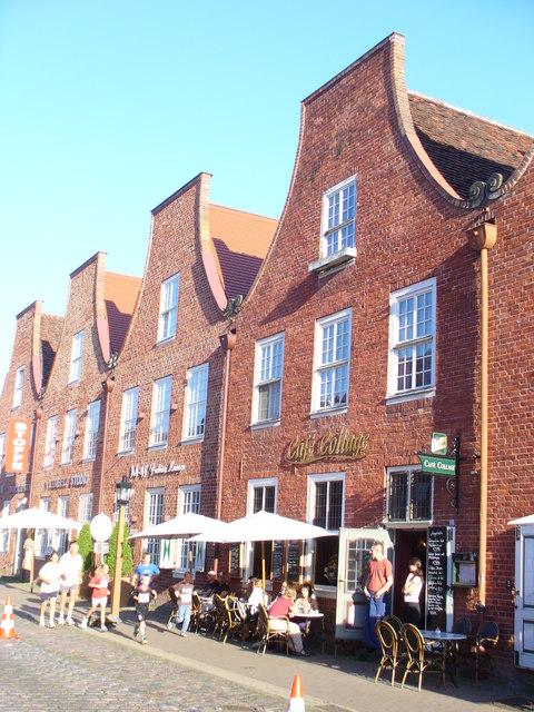 Hollaendisches Viertel, Potsdamer Neustadt
