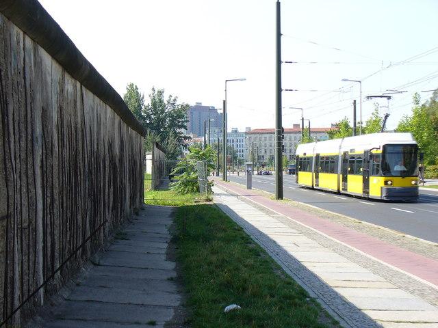 Berliner Mauer, Bernauer Strasse
