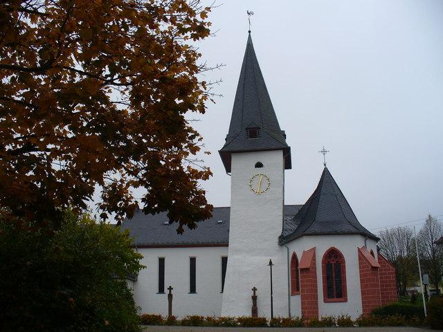 Daleiden, Dorfkirche