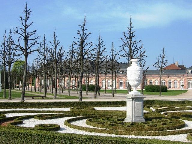 Schwetzinger Schloss Garten