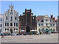 UPE6274 : Alter Schwede, Am Markt, Wismar von Rodney Burton