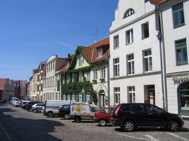 Lübsche Straße, Wismar