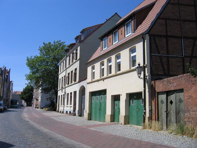 Großschmiederstraße, Wismar