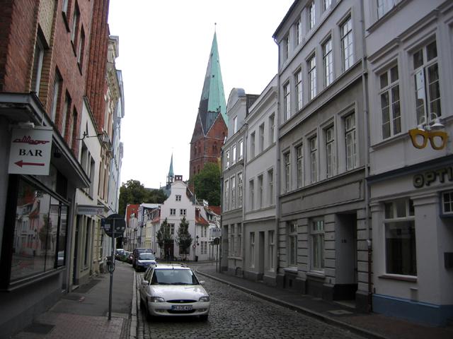 Aegidienstraße Lübeck