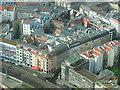 UUU9120 : Berlin roofscape von Rodney Burton