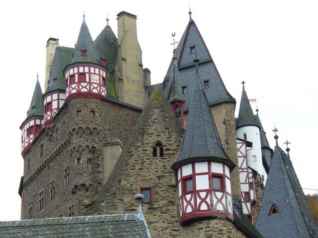 """""""Alte Burg"""", Burg Eltz"""