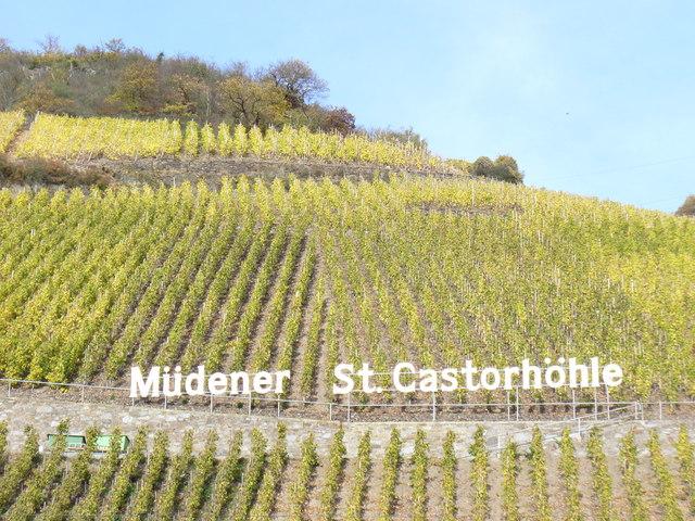 Muedener St Castorhoehle