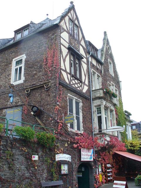 Historische Senfmuehle, Cochem-Cond