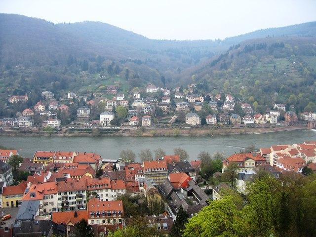 Heidelberg & the Neckar
