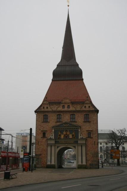 Steintor in Rostock