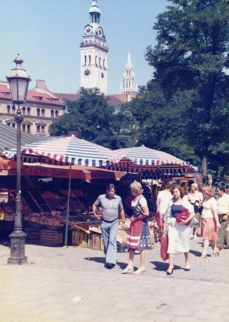 Marktplatz, Munchen