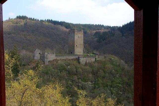 Oberburg, Manderscheid