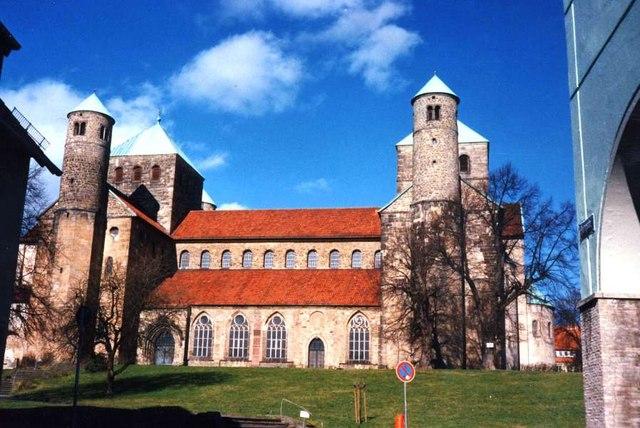 Michaeliskirche, Hildesheim