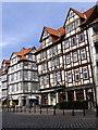 UND4902 : Half-timbered buildings, Holzmarkt von Jim Champion