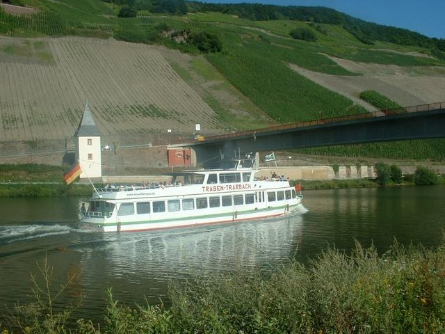 Moselbrucke - Trittenheim