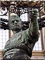 UND4902 : Statue of Leibniz von Jim Champion