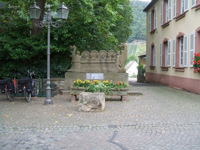 Weinschiff - Neumagen-Dhron