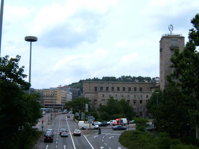 Railway Station, Stuttgart