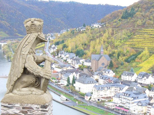 Cond von der Reichsburg Cochem