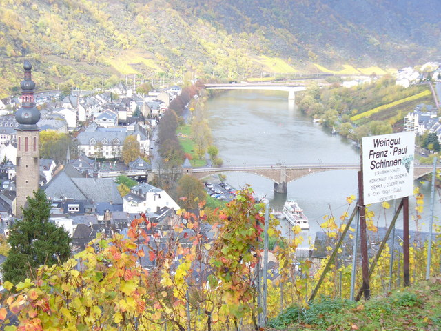 Mosel bei Cochem
