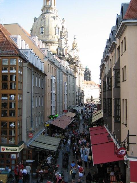 Münzgasse, Dresden