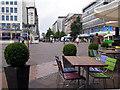 UND5002 : Hannover city centre von Jim Champion