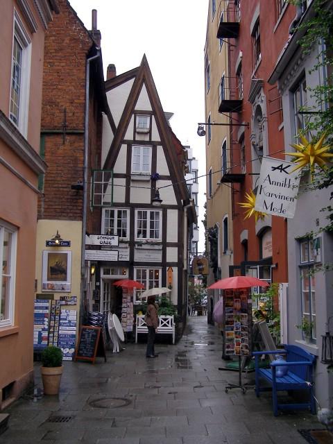 Schnoor, Bremen