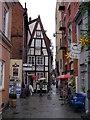 UMD8780 : Schnoor, Bremen von Jim Champion